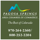 The Pagosa Springs Chamber of Commerce